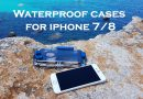 Waterproof iPhone 7/8 case for snorkeling and diving