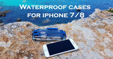 Waterproof iPhone 7/8 case