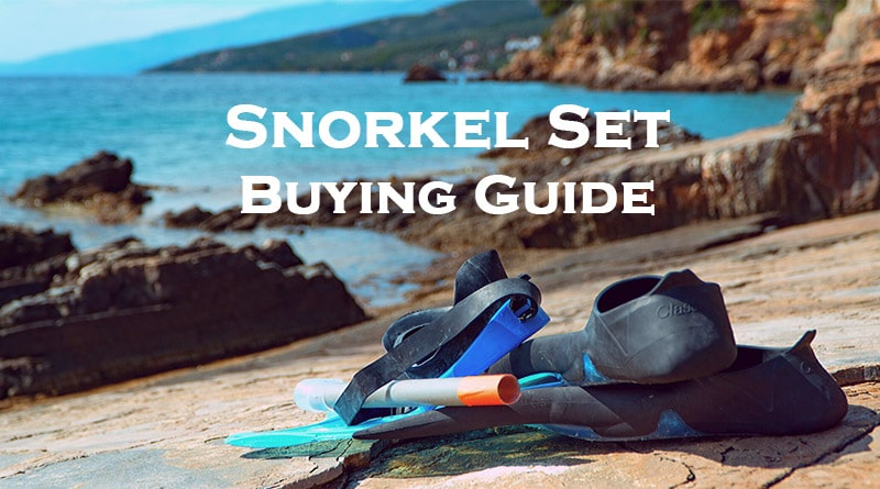 Snorkel set buying guide