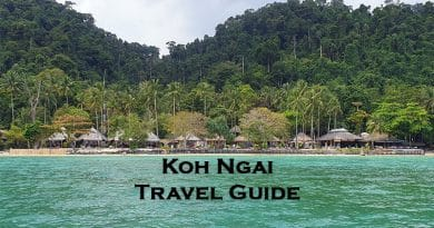 Koh Ngai Guide