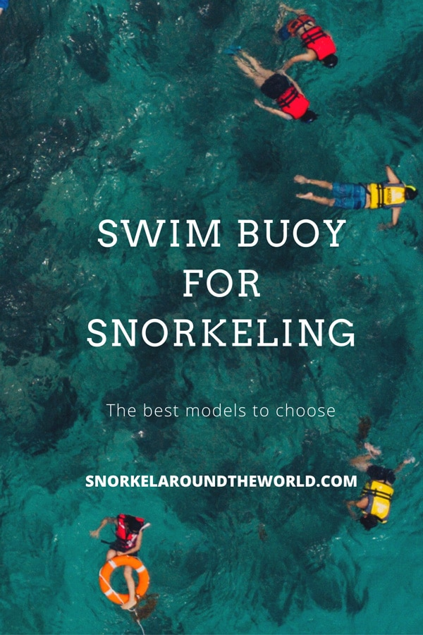 snorkeling buoy recommendation