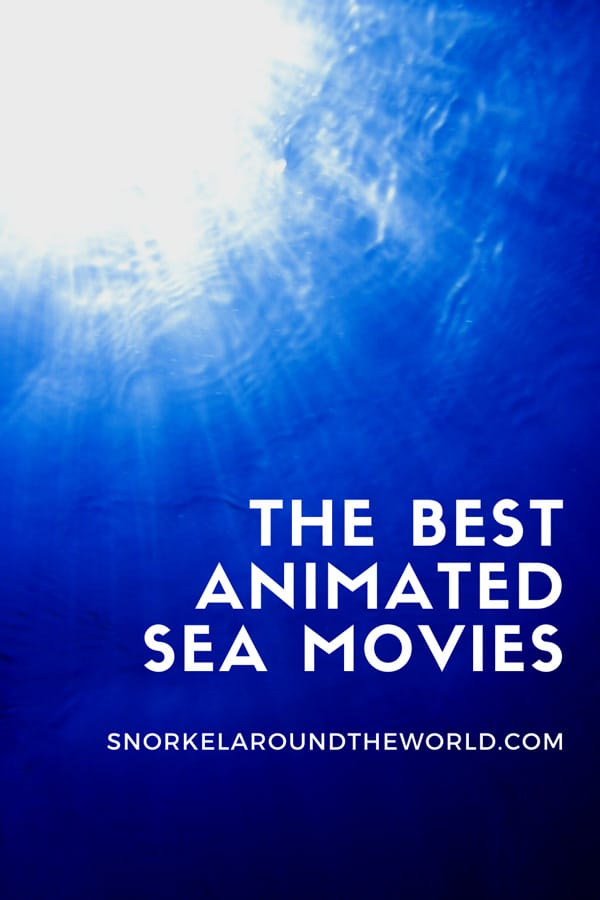 Best animated sea movies