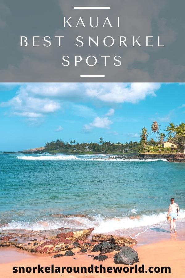 Kauai best snorkeling spots