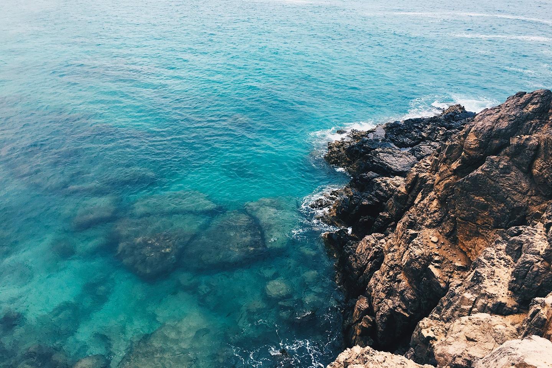 El Cotillo beach - Fuerteventura
