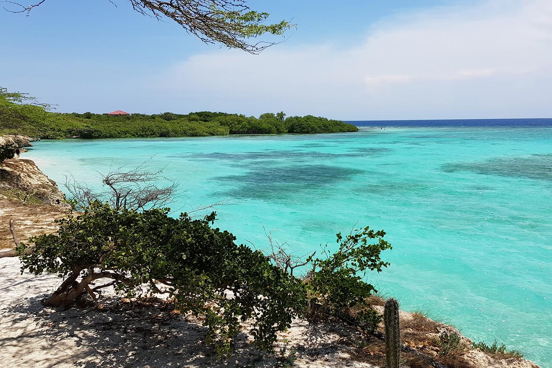 Malmok beach - Aruba, Caribbean