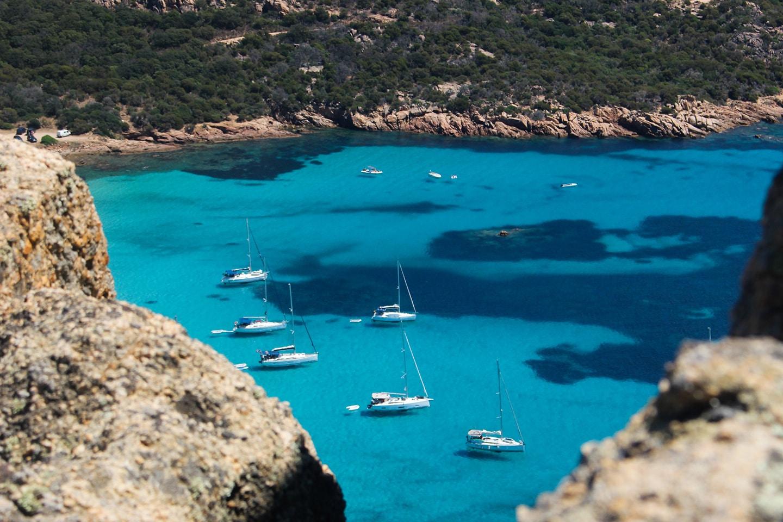 Roccapina Beach - Corsica - France