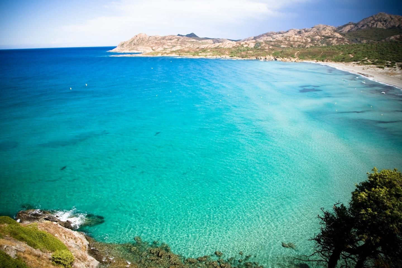 Corsica - Lozari beach