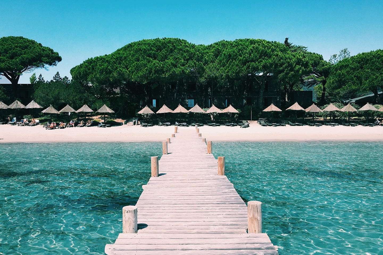 Santa Giulia beach - Corsica