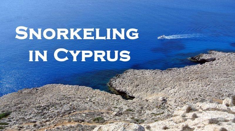 Snorkeling in Cyprus