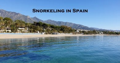 Snorkeling in Spain – 6 best places to visit