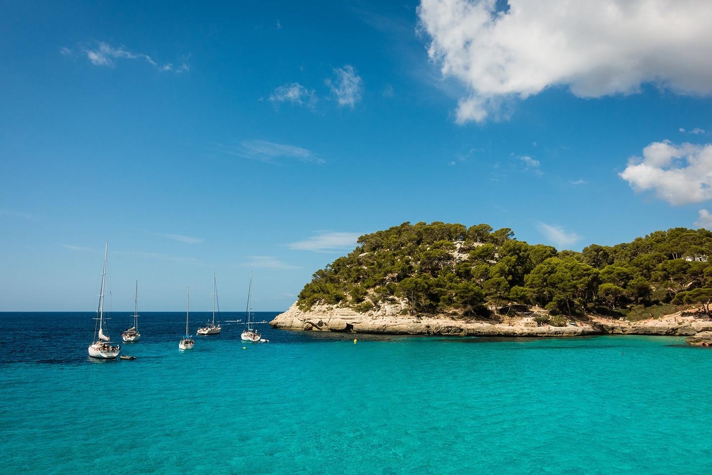 Cala Mitjana - Menorca Spain