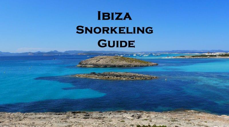 Ibiza snorkeling guide