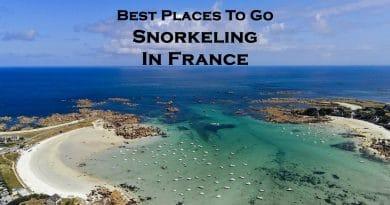 Snorkeling in France
