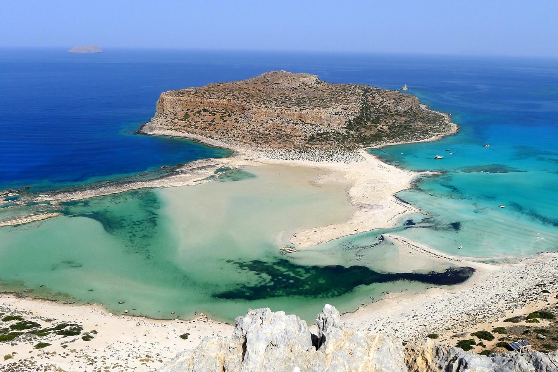Elafonissi beach - Crete