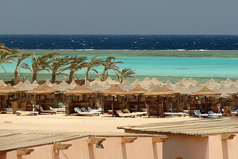 Marsa Alam coastline