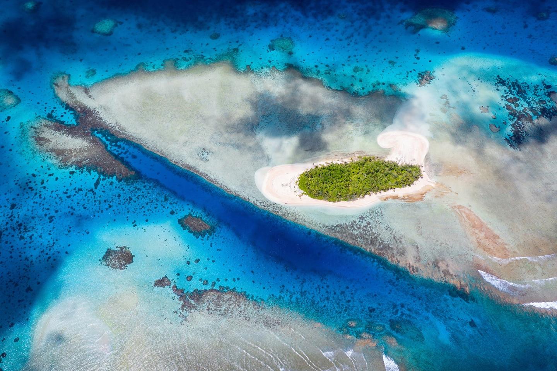 Funafuti Pacific Ocean