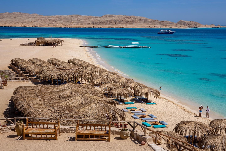 Mahmya Island Egypt