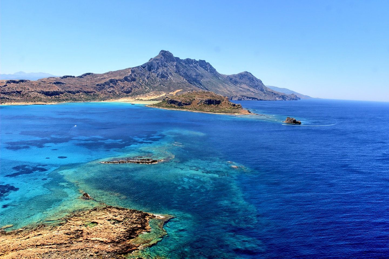 Mediterranean sea - Crete