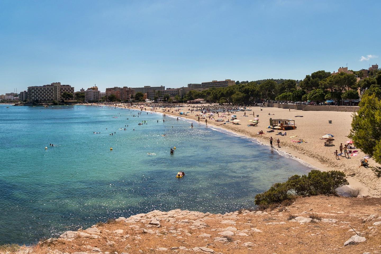 Palma Nova Beach - Majorca