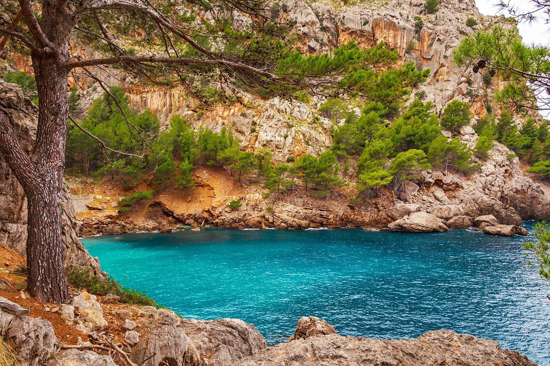 Sa Calobra - Mallorca Island