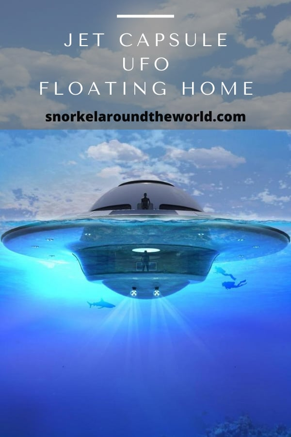 Jet Capsule Ufo Concept