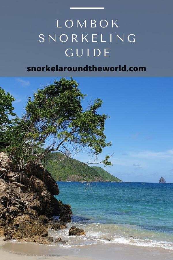 South Lombok coastline