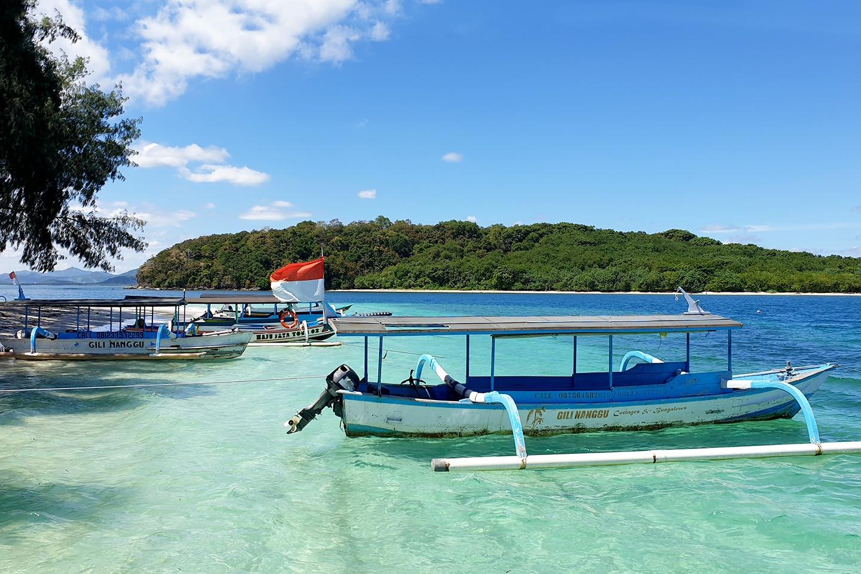 Secret Gili Islands Lombok Sekotong