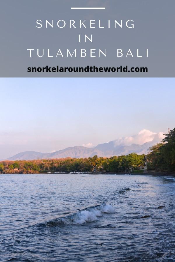 Tulamben snorkeling places