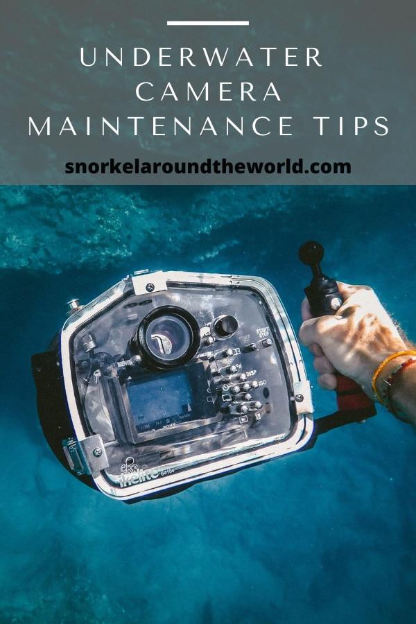 underwater camera maintenance tips