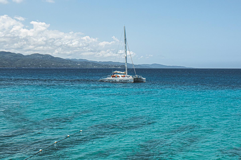 Catamaran Montego Bay Jamaica