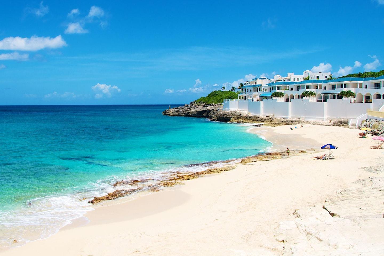 Cupecoy Beach - St Maarten