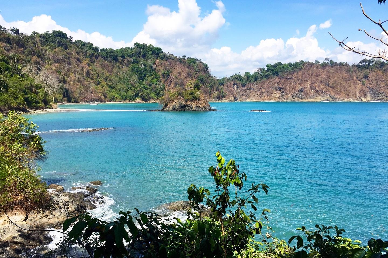 calm sea conditions in Costa Rica