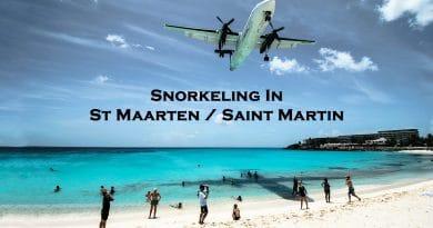 Snorkeling St Maarten