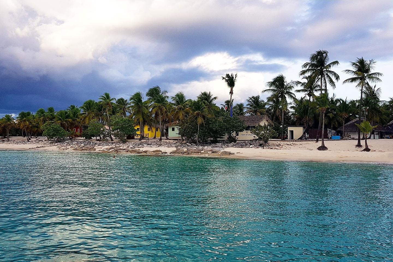 Isla Catalina - Dominican Republic