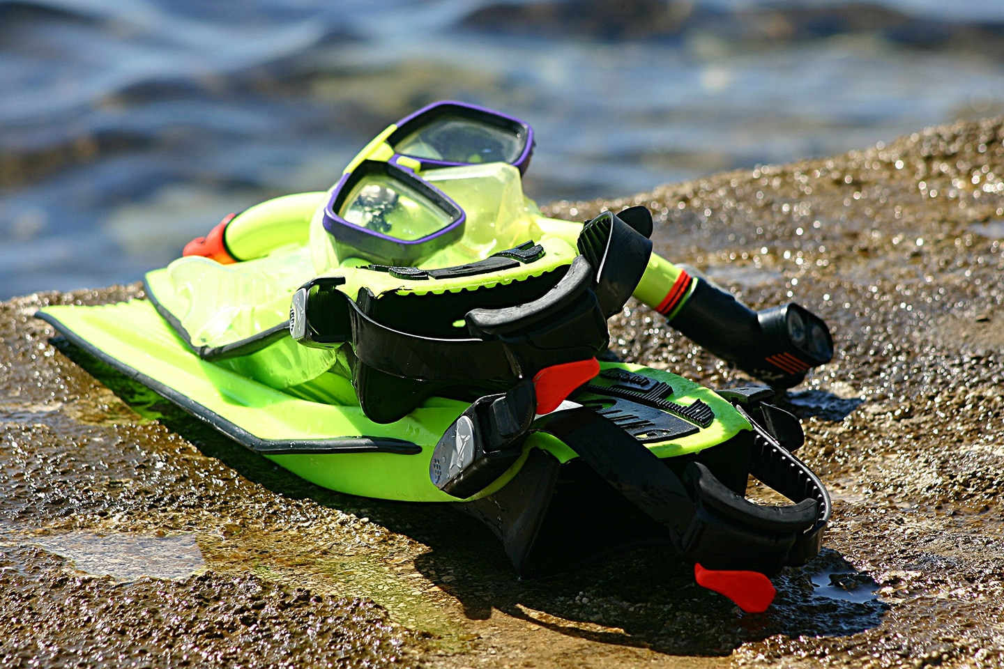 snorkel set for kids