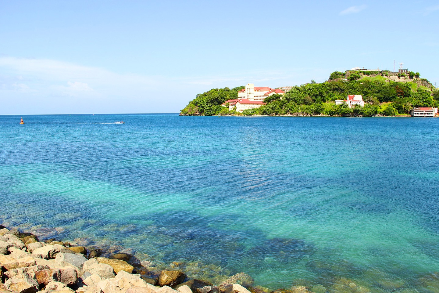 Grenada - Dry season weather