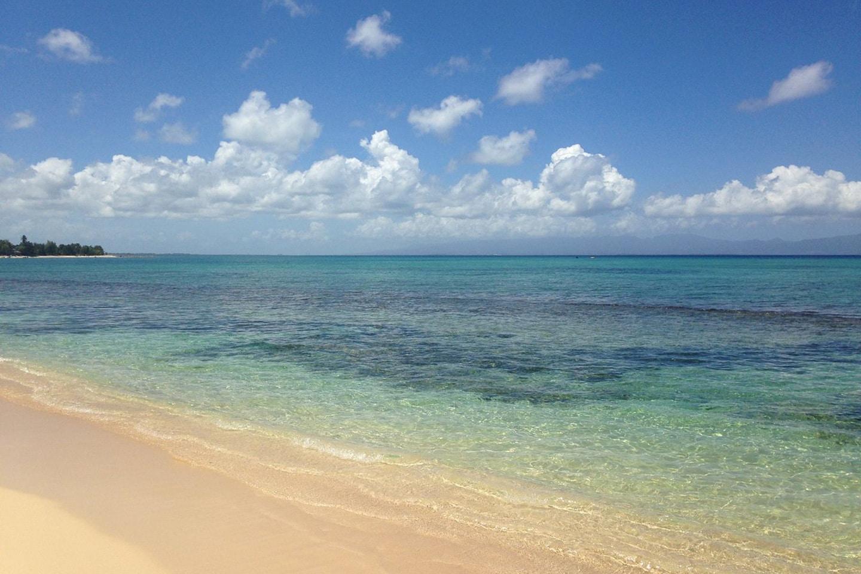 Plage Souffleur - Guadeloupe