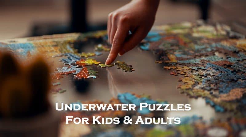 underwater puzzles