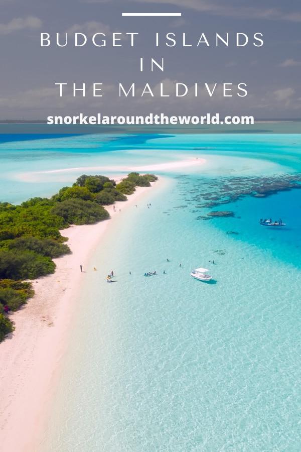 maldives budget islands