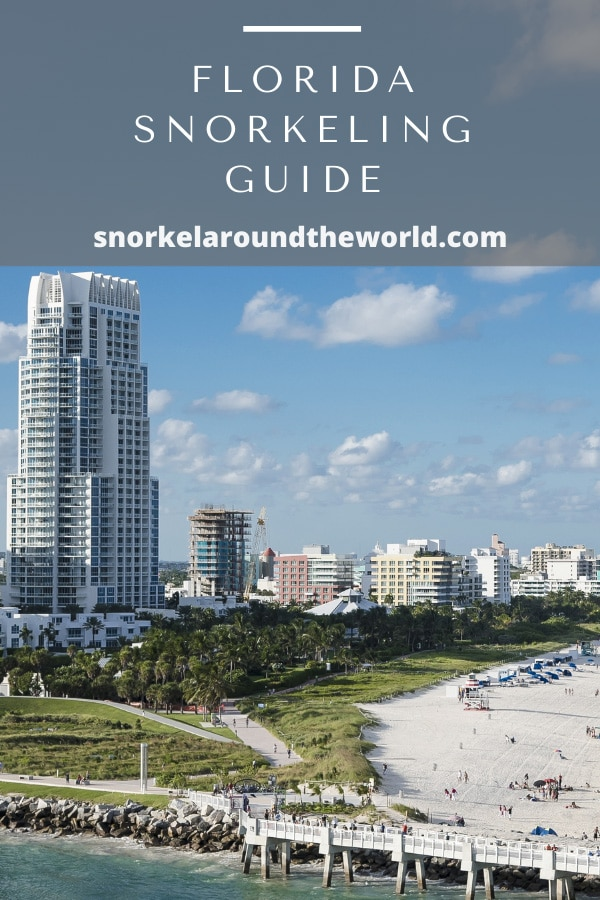 Florida snorkeling places guide