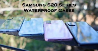 Waterproof case for Samsung S20