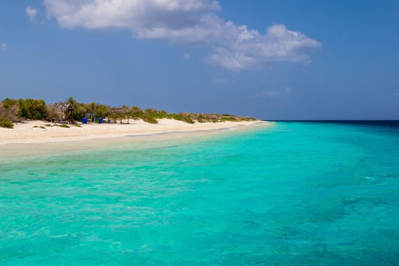 Klein Bonaire - No name beach