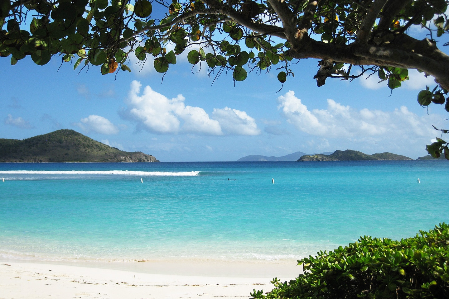 Lindquist Beach - St Thomas