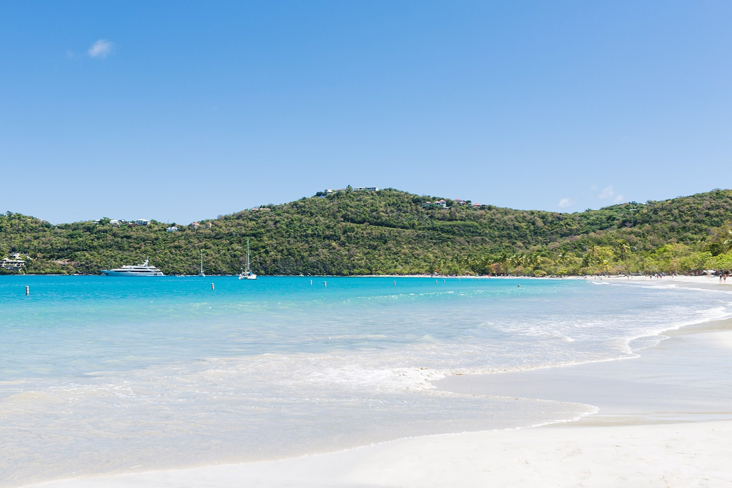 Magens Bay Beach - St Thomas