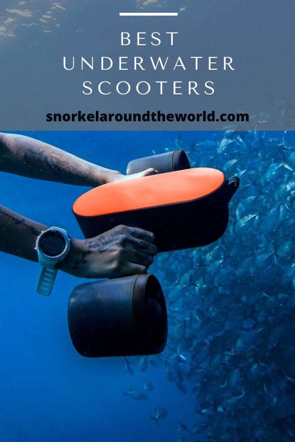 best sea scooters for snorkeling and diving
