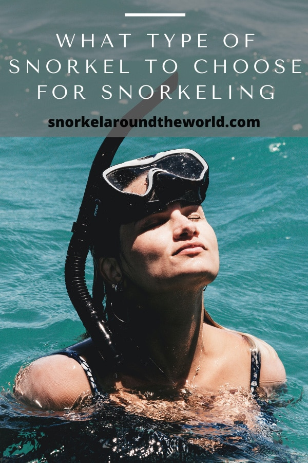 how to choose snorkel