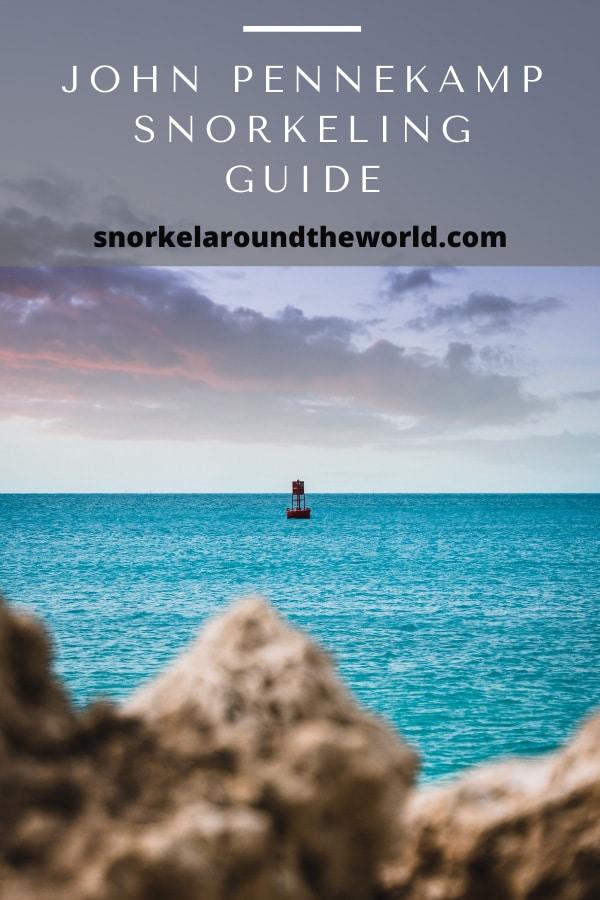 John Pennekamp snorkeling tips