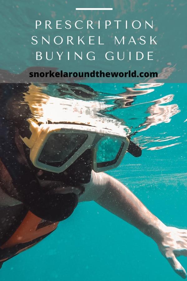 prescription dive mask buying guide
