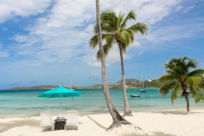Secret harbor beach - Saint Thomas US Virgin Islands