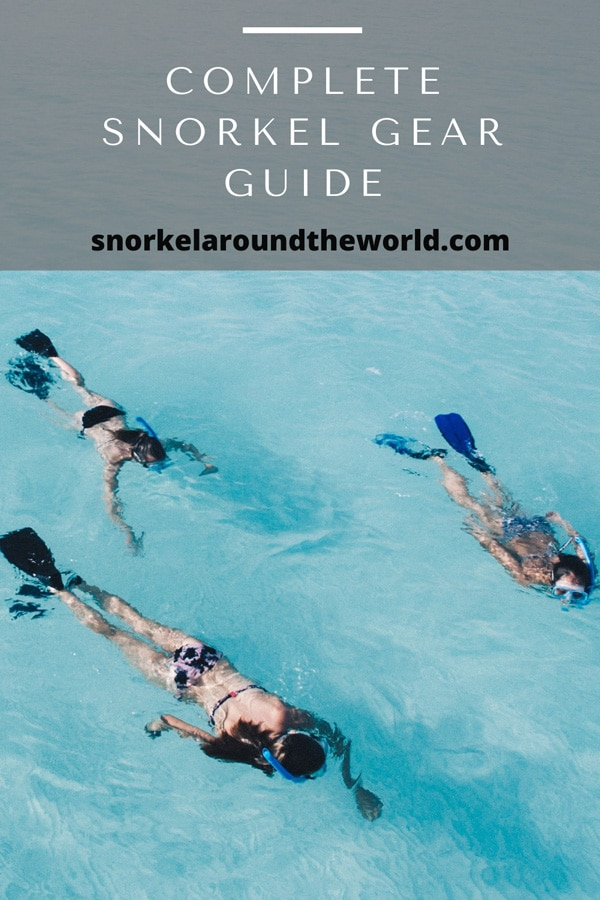 snorkeling equipment guide
